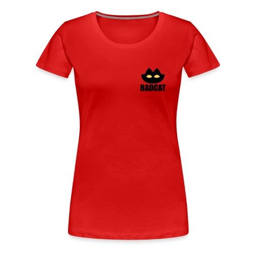 BADCAT - Vrouwen Premium T-shirt