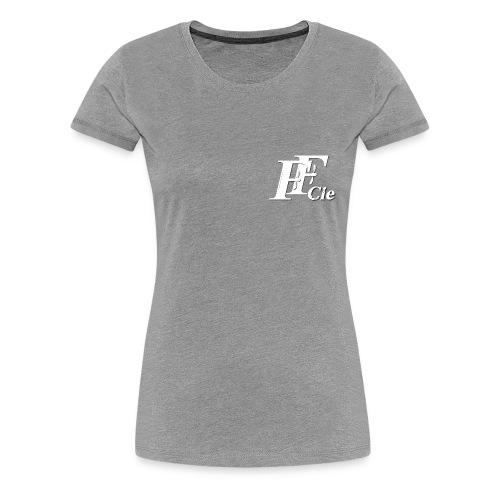 logoffblanctshirt - T-shirt Premium Femme