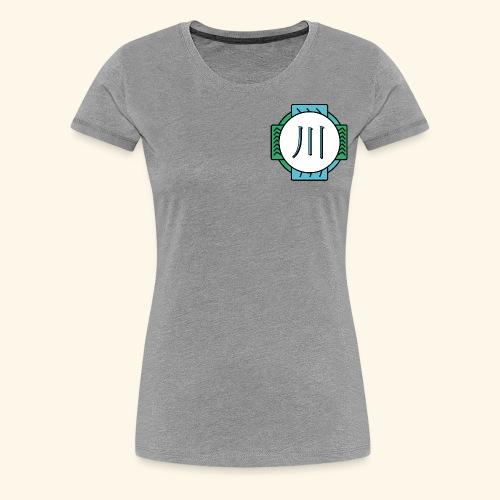 RIVER - T-shirt Premium Femme
