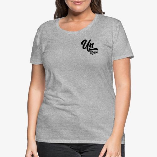 Union - T-shirt Premium Femme