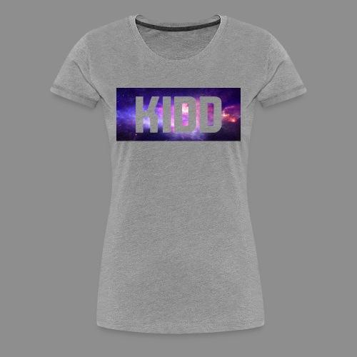 KIDD Galaxy - Women's Premium T-Shirt