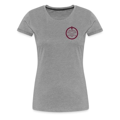 Hengitsbury Head Boardriders Club - Women's Premium T-Shirt