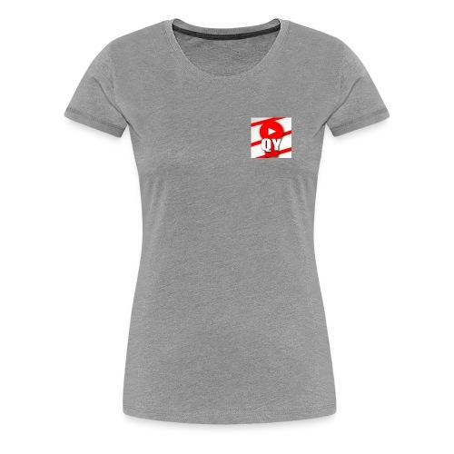 QUESTIONS YOUTUBE - T-shirt Premium Femme