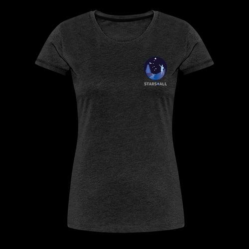 Stars4All - Camiseta premium mujer