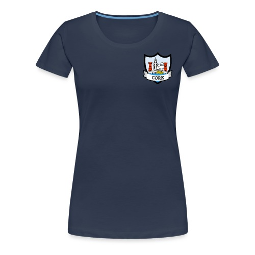 Cork - Eire Apparel - Women's Premium T-Shirt