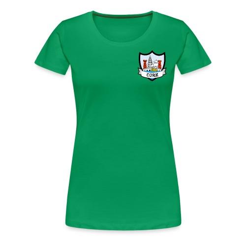 Cork - Eire Apparel - Women's Premium T-Shirt