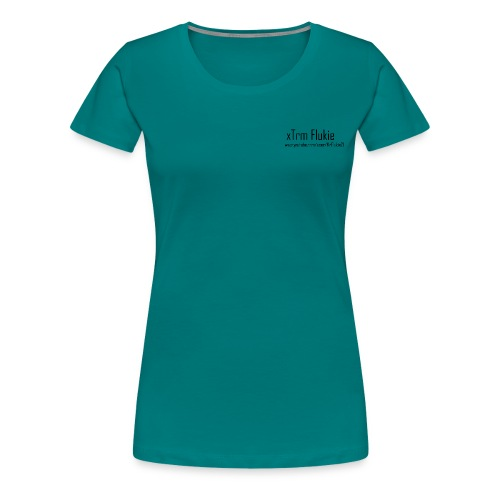 xTrm Flukie - Women's Premium T-Shirt