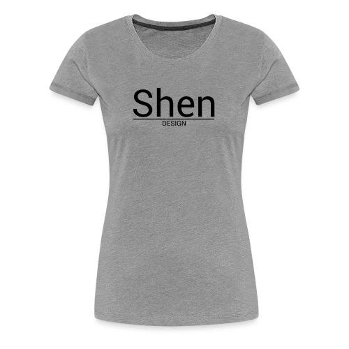 Shen' Design - T-shirt Premium Femme