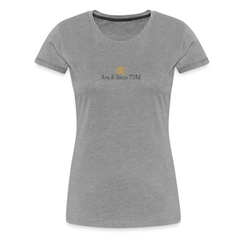 Ava and ben tdm - Women's Premium T-Shirt