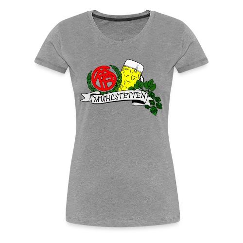Fanclub Rezattal - Frauen Premium T-Shirt