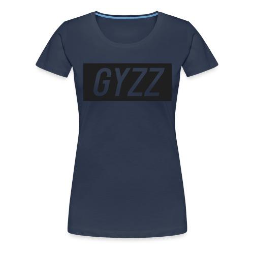 Gyzz - Dame premium T-shirt