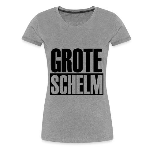 Grote schelm - Vrouwen Premium T-shirt