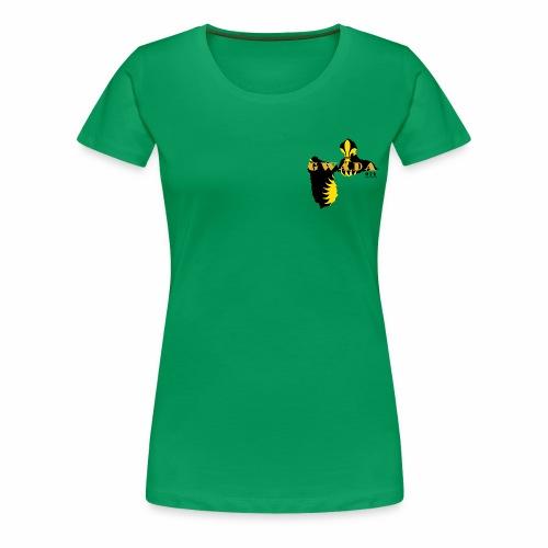 GUADELOUPE - T-shirt Premium Femme