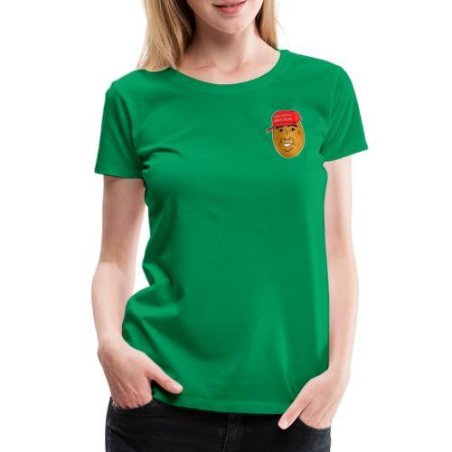Potato - T-shirt Premium Femme
