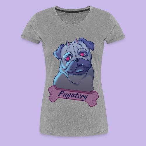 pugatory - Frauen Premium T-Shirt