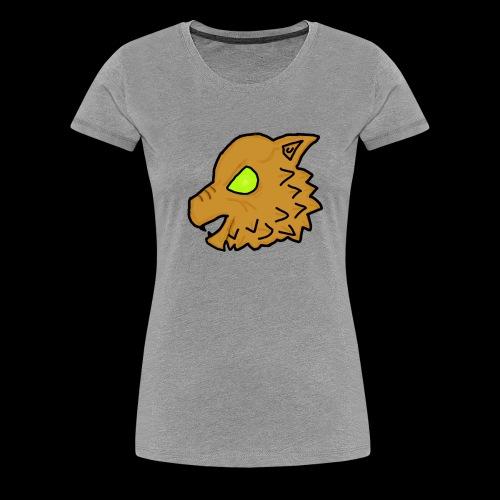 schlachtenhund - Frauen Premium T-Shirt