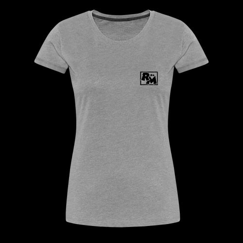 Runt Mods Black - Women's Premium T-Shirt