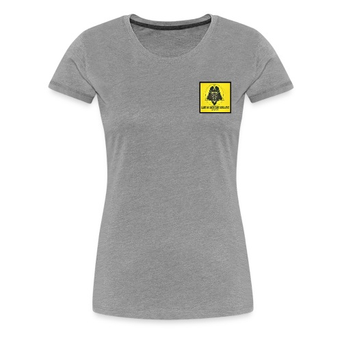 LES 2 SINGES BEATS - T-shirt Premium Femme