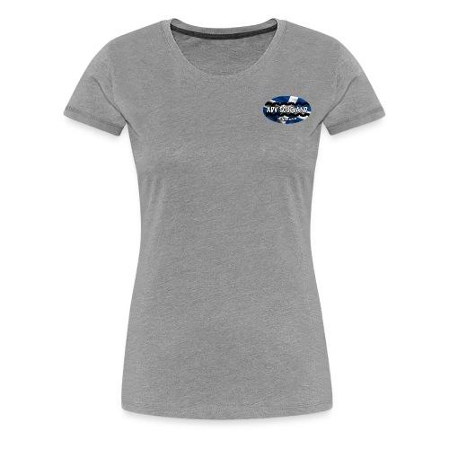 ovalpic - Women's Premium T-Shirt