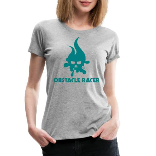 Obstacle Racer éléments - T-shirt Premium Femme