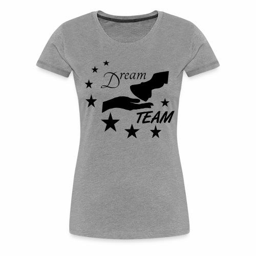 DT2 - Frauen Premium T-Shirt
