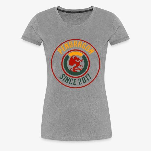 pendragon adaptable - T-shirt Premium Femme