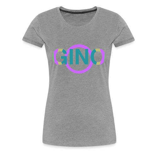 Gino - Vrouwen Premium T-shirt