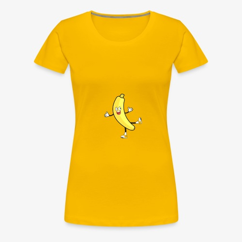 Banana - Women's Premium T-Shirt