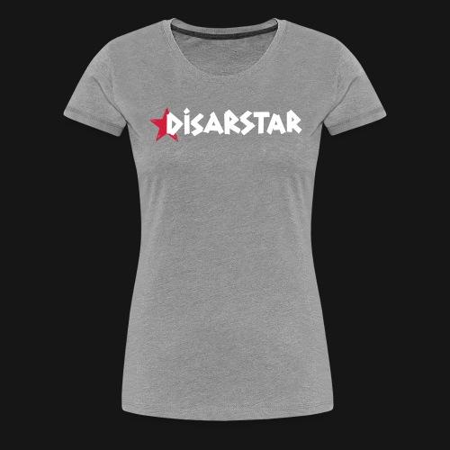 DISARSTAR Schriftzug - Frauen Premium T-Shirt