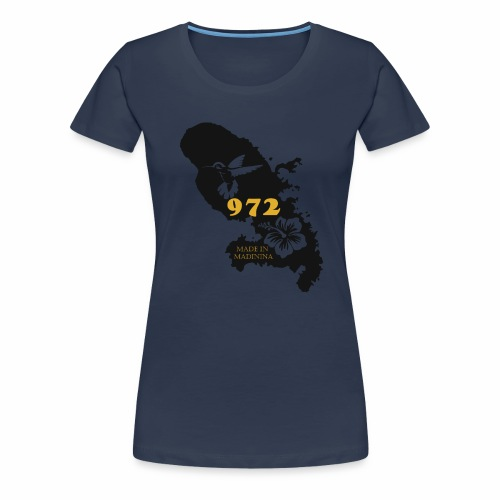 972 MADININA - T-shirt Premium Femme