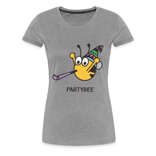 PARTYBEE - Frauen Premium T-Shirt
