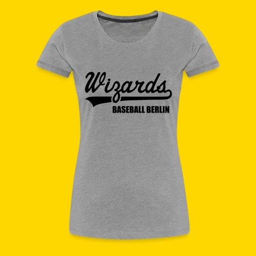 wizards05sub - Frauen Premium T-Shirt