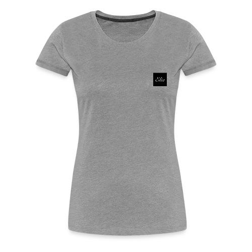 ELIA (Black and white) - Frauen Premium T-Shirt
