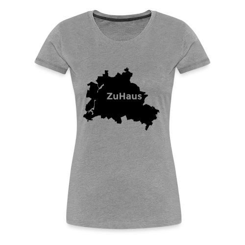 Berlin ZuHaus - Frauen Premium T-Shirt