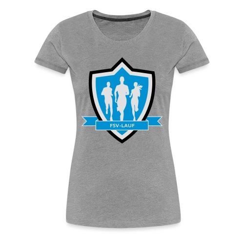 FSV-Lauf - Frauen Premium T-Shirt