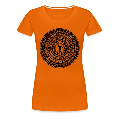 WENKA 4 - T-shirt Premium Femme