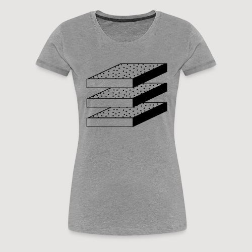 strate - T-shirt Premium Femme
