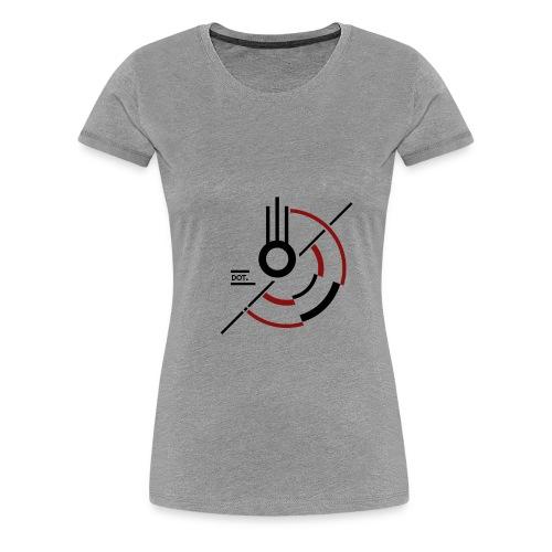 Meteor - T-shirt Premium Femme