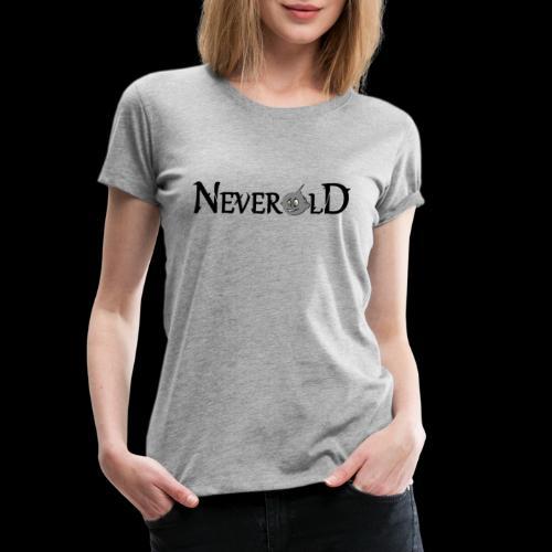 logo en ligne - T-shirt Premium Femme