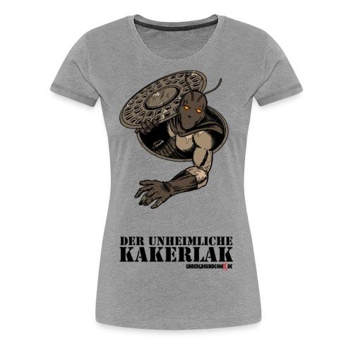 kakerlak cover 3 png - Frauen Premium T-Shirt
