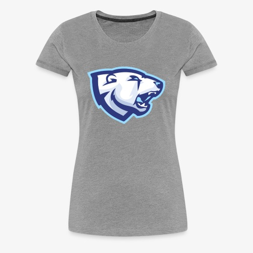 Snowie - Premium-T-shirt dam