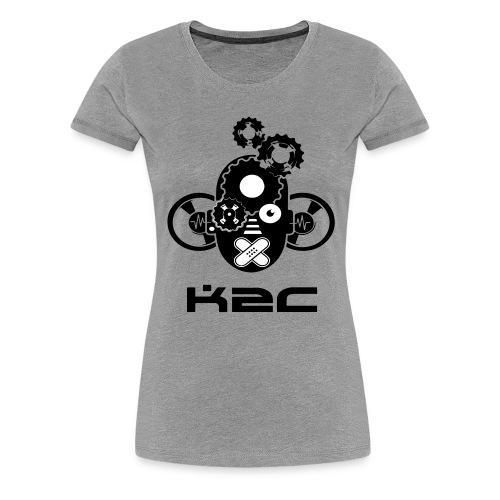 K2C_logo - T-shirt Premium Femme