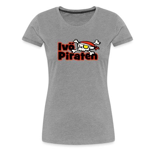ivöpiraten - Premium-T-shirt dam