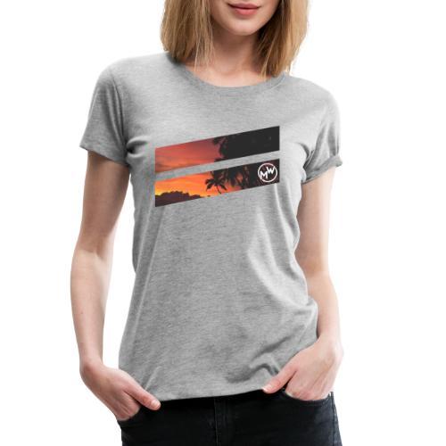 BeachSlash - Frauen Premium T-Shirt