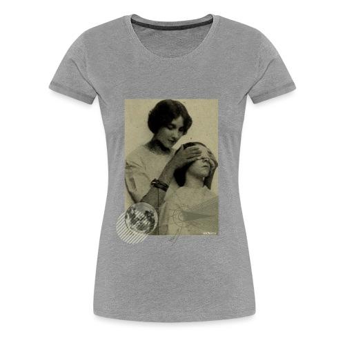 Lune aveugle - T-shirt Premium Femme