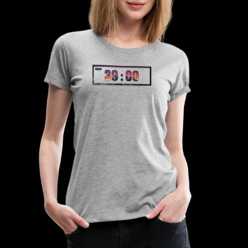 39Hours Digital - Women's Premium T-Shirt