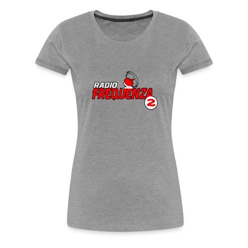 Radio Frequenza 2 - Maglietta Premium da donna