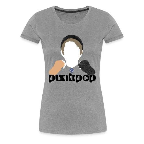 A Shame PunkPop - Maglietta Premium da donna