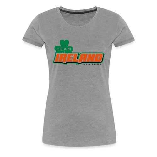 Team Ireland 2017/2018 - Women's Premium T-Shirt