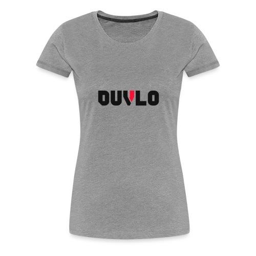 duvlo - Women's Premium T-Shirt